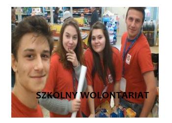Szkolny wolontariat